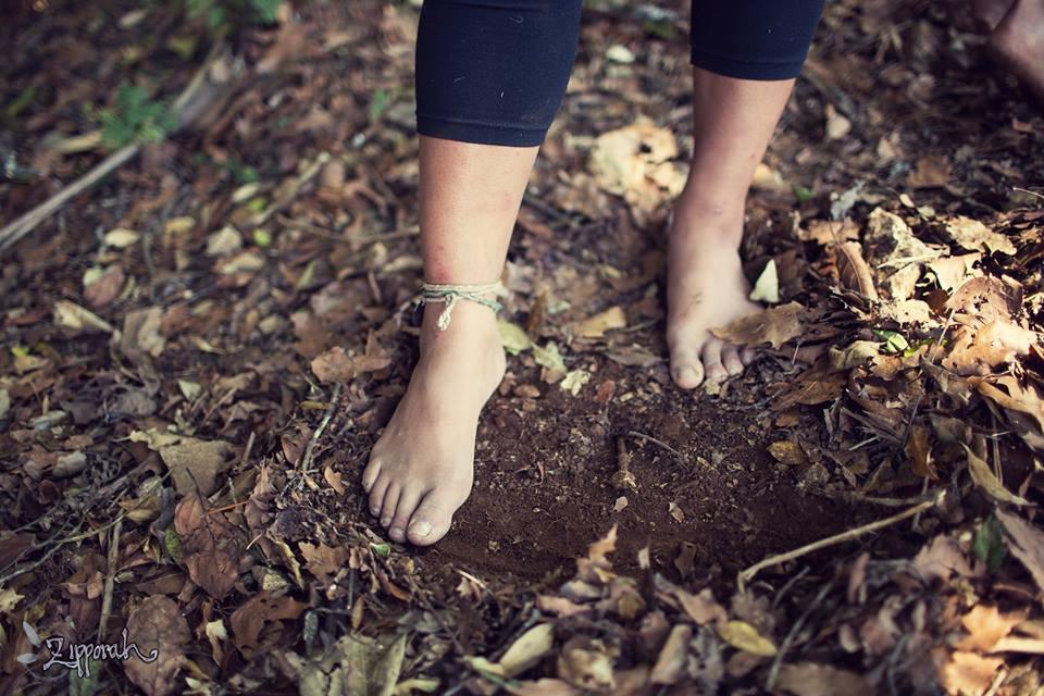 soil feet